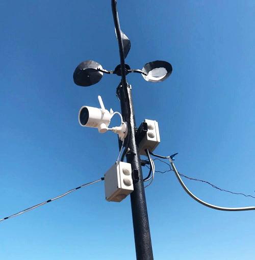 Уличная камера Xiaomi Wi-Fi
